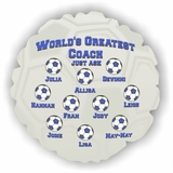 Personalized Soccer Balls Balloon
