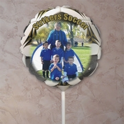 Personalized Soccer Photo Balloon