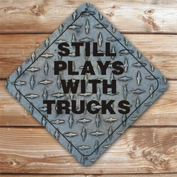Personalized Steel Plate Sign