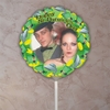 Personalized Top Hats And Bonnets St. Patrick's Day Photo Balloon