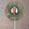Personalized Under New Management Photo Balloon
