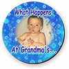 Personalized What Happens At Grandma's... Mother's Day Jigsaw Puzzle
