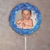 Personalized What Happens At Grandma's... Photo Balloon