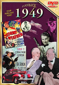 1949 DVD: What Happened in 1949