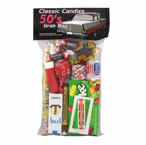 1950's Candy Bag