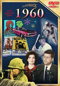 1960 DVD: 55th Birthday or  Anniversary Present