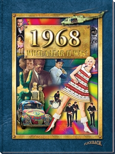 1968 Event Book - What a Year It Was