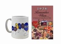 80th Book and Mug Combo