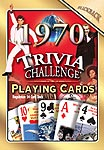 Deck of 1970 Trivia Playing Cards