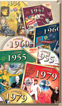 DVDs for Any Year 1929-1981