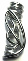 Antique Silver Freestyle Three