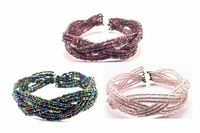 Beaded Braid Bracelets