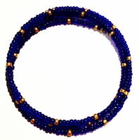 Cobalt Blue Gold