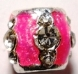 Hot Pink Diamond Enamel