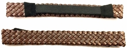 Weave Headband Brown
