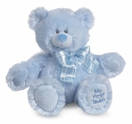 "Baby Ganz My First Teddy Bear 8"" - Blue"