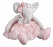 Baby Ganz Sweet Elephant Ballerina Plush Toy 13""