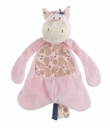 Baby Ganz Wee Western Horse Pacifier Cozy - Pink
