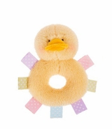 Baby Ganz Wuzzies Rattle - Ducky