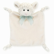 Bearington Baby Wee Lamby Mini Blankie
