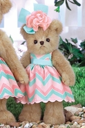 Bearington Bears Collection - Peachy 10""