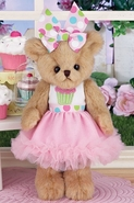 Bearington Bears Collection Sweetie Cakes - 10""