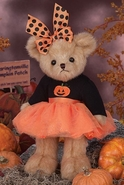 Bearington Bears Trixie TuTu Bear 10""