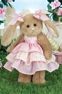 Bearington Collection Delany Bunny - 14""