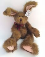 Bearington Collection Jimmy Brown Bunny Rabbit 12""