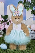 Bearington Collection - Prissy Peeps Easter Bunny 10""