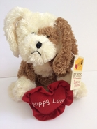 "Boyds Bears and Friends ""Puppy Love"" Valentine Dog"