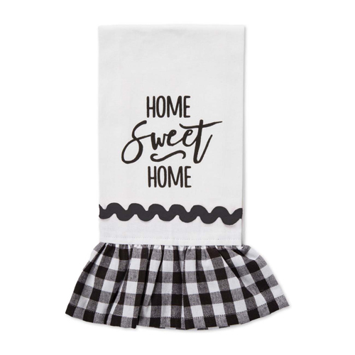 Brownlow Farmhouse Home Sweet Home Kitchen Tea Towelsl