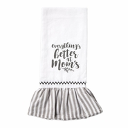 Brownlow Farmhouse Kitchen Tea Towels - Everything's Better at Moms