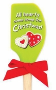 Brownlow Silicone Spatulas - All Hearts Come Home For Christmas