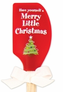 Brownlow Silicone Spatulas - Have Yourself a Merry Little Christmas