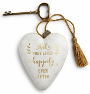 DEMDACO Art Hearts - Happily Ever After