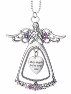 Ganz 3D Angel Car Charms - May angels be by your side