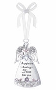 Ganz Angel Ornaments - Happiness is having a Friend like you