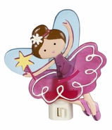 Ganz Baby Bella Fairy Night Light - Pink