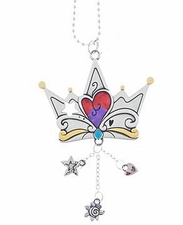 Ganz Car Charms - Color Art Tiara