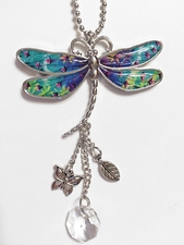 Ganz Car Charms - Delightful Dragonfly - Style F