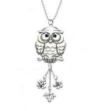 Ganz Car Charms - Owl