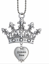 Ganz Car Charms  - Queen Bee