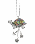 Ganz Car Charms - Tortoise with Color
