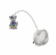 Ganz Charming Tea Infusers - Dog with Color