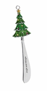 "Ganz Cheese Spreaders - ""Jingle and Mingle"" - Christmas Tree"