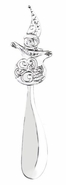 Ganz Christmas Holiday Snowman Cheese Spreaders - Cheer