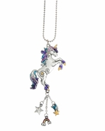 Ganz Color Art Car Charms - Unicorn