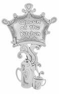 Ganz Everything Spoons - Queen of the Kitchen