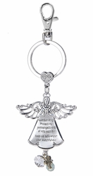 Ganz Key Rings, Keychains - Guardian Angel